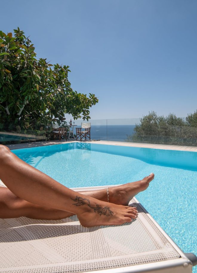 Olga's Resort - Amalfi Coast Villa sorrento apartment private pool Naples Pompeii Capri Island ItalyDSC01087